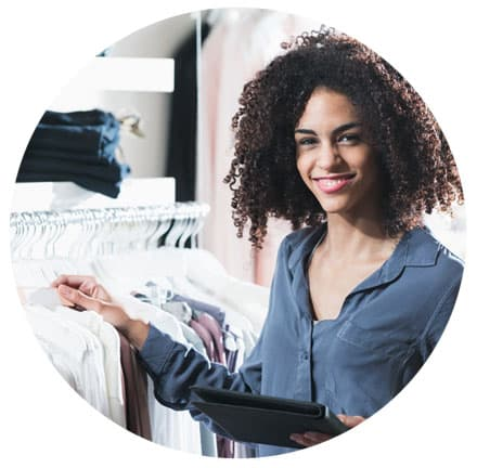 Learn more about Senitron Hands-Free RFID Solutions in the Retail Industry