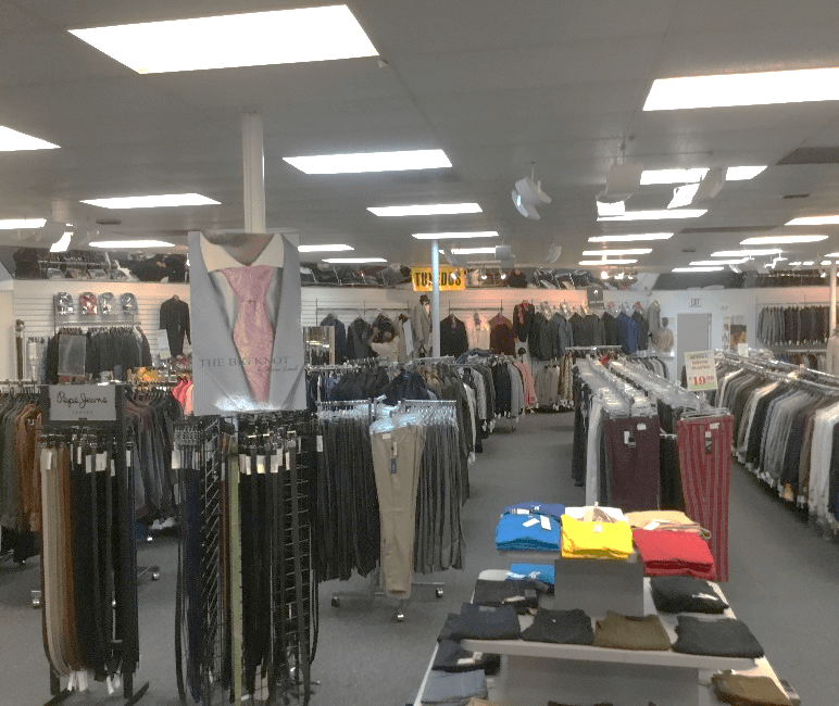 LightSpeed POS integration with Senitron Solutions retail space