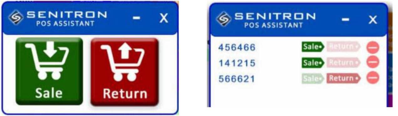 SENITRON RFID POS ASSISTANT