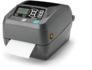 senitron rfid printer zd500